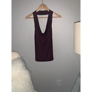 Guess by Marciano Purple Chain Top